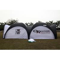 Cheap 10 Meters Dome Inflatables Tent with 0.11 TPU , Connecting and Poison Free Material wholesale