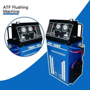 Best Flow Adjustment 150 Pressure Meter ATF Flushing Machine With Shockproof Gauge wholesale