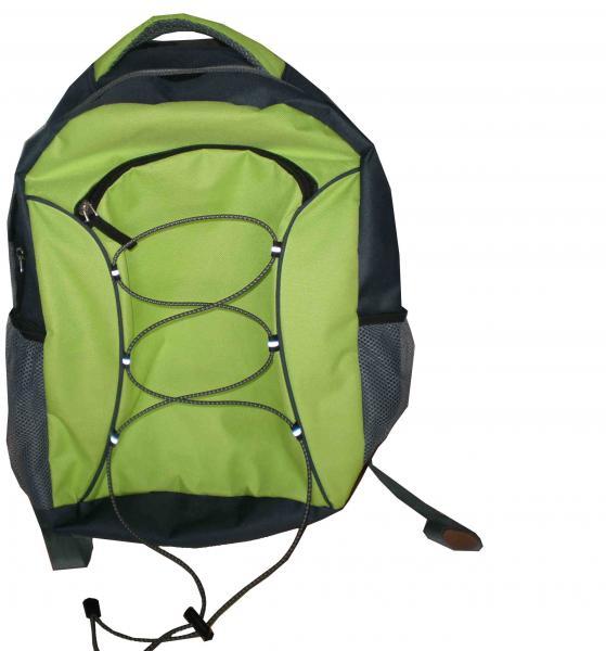 Cheap polyester laptop backpack-sport bag-camping bag-new design bag for sale