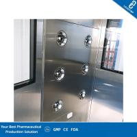Best Lab Automatic Clean Room Equipment Air Shower SUS304 Material CE Certification wholesale