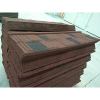 Best Stone Coated Metal Roof Tile / Aluminium Zinc Roofing Shingle / Colorful Sand Coated Steel Roof wholesale
