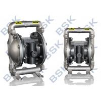 Best Stainless Steel Chemical Diaphragm Pump 8.3bar Low Pressure wholesale