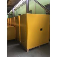 Best Safety Chemical Storage Cabinets Multilayer With Ventilation Hole For Dangerous Goods wholesale