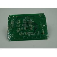 Best 4 Layer PCB Board Fabrication with IC BGA Gold Finish FR4 Board wholesale