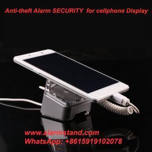 Best COMER Mobile phone anti-lost alarm security anti-theft display racks wholesale