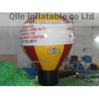 China Inflatable Outdoor Advertising Balloons For Activity / Advertising earth balloon on sale
