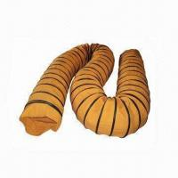 China Flexible Ventilation Hose with Heat Insulation on sale