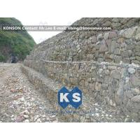 Best Strong Welded Gabion Retaining Wall Stone Gabion Box For Roadway Protection wholesale