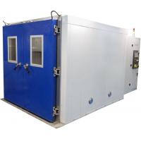 Best Panelized Walk In Climatic Chamber Digital Electronic Indicators With Observation Window wholesale