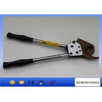China Cutting Tools J40 Manual Cable Cutter Cutting Max 300mm2 Cu&Al Cable on sale