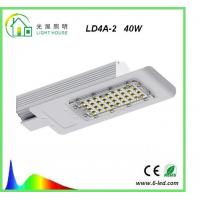 Best 160 LM / W 40 - 50 W High Power LED Street Light LD4A Serial With Meanwell Driver wholesale