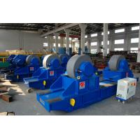 Best 400T Heavy Loading Bolt Pipe Rotators For Welding , Lubrication System wholesale