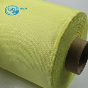 Best Dupont Kevlar Fabric, Aramid Cloth, aramid fiber anti-cut fabric, GDE Kevlar Fabric wholesale