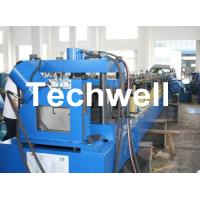 Best Single Side Auto Adjustable C Purlin Cold Roll Forming Machine TW-C300 wholesale