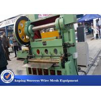 Best Professional Metal Flattening Machine , Expanded Metal Lathe Machine 4KW wholesale