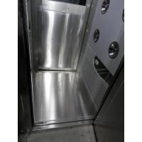 Cheap Medical Class 100 Stainless Steel Air Shower Clean Room Laboratory for sale