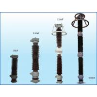 Quality 500kV Station Class Surge Arrester , Transmission Line Porcelain Surge Arrester wholesale