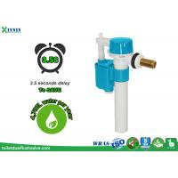 Best Two Piece Side Entry Float Valve , Toilet Side Entry Fill Valve Help To Stablize Flush Volume wholesale