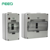 Best Waterproof  F56CB 8 MCB Enclosure Box For Solar System wholesale