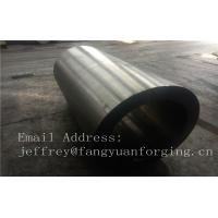 Best 4130 4140 42CrMo4 4340 Forged Seamless Steel Pipe Oil Well Pipe sleeves Coupling Pipe Petroleum Industry wholesale