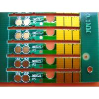 Best Green Solder Mask PI 30u' Gold Plate Double Sided PCB board Fabrication for automobile wholesale