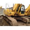 Buy cheap Japanese Used Crawler Excavator 3300hrs , Used Excavating EquipmentKomatsu from wholesalers
