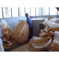 Best 2200 Lbs White Food Grade FIBC , One Ton Bag Uncoated With PE Liner wholesale
