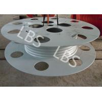 Buy cheap Carbon Steel Alloy Steel Wire Rope Winch Drum For Cable Laying from wholesalers