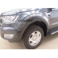 Best 4WD Fender Flares / Fender Flare Trim For Ford Ranger T6 PX2 2015 2016 wholesale