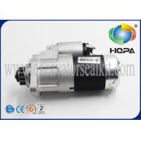 Best 199-2334 S3l2 Engine Parts / Engine Starting Motor WPS Brand For CAT 302.5C 303 304 wholesale