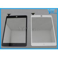 Best 7.9 Inch Black Mini IPad Replacement , Cell Phone Digitizer wholesale