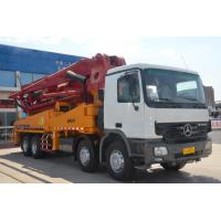 Best Heavy Duty Sany Truck Mounted Concrete Boom Pump SY5401THB45 46m wholesale