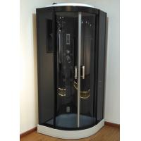 China 1000x1000 One Person Quadrant Abs Steam Shower Bath Cabin For Home Bathroom on sale