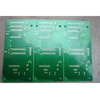 Best Green / Yellow Gold plating 3 mil 12, 13, 14 multilayer pcb board with HASL-lead free wholesale