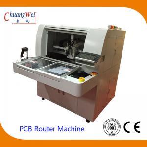 Quality High Resolution CCD Video Camera TAB PCB Separator Cutting Machine wholesale