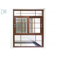 Fly Screen Aluminium Sliding Windows Waterproof For Building Project System