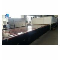 Best LV-TFB Series Bi-direction Flat and Bending Glass Tempering Machine / Glass Tempering Furnace wholesale