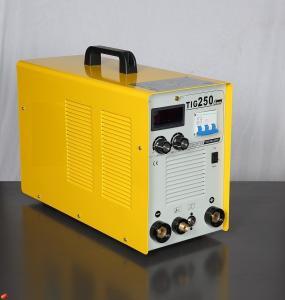 Best Eleletric Mosfet TIG Inverter Welder , Single Phase Welding Machine 0.73PF wholesale