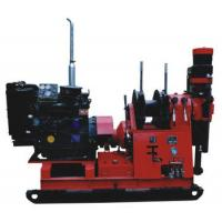 Best 300m Hydrolic Chuck Spindle Mining Geological Core Drilling Machine wholesale