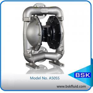 Buy cheap Pneumatic Vacuum Aro Diaphragm Pumps Air Operated Membrane Pumps from wholesalers