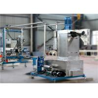 Best Twin Screw Plastic Pellet Extruder With Underwater Cutting Pelletizing System wholesale
