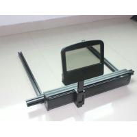 Single Polarization Passive 3D Cinema System With Liquid Crystal Polarizer
