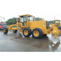 Cheap New Painting Cat 140g Motor Grader Caterpillar Engine 134.2 Kw Power for sale