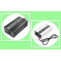 Best 58.4V 10A LiFePO4 Battery Charger with PFC, worldwide input 110 - 230Vac, Automatic 4 Steps Charging, Aluminium Case wholesale