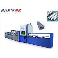 Buy cheap 1000w Metal Tube Laser Cutting Machine with High - precision Rack and Linear Rails from wholesalers