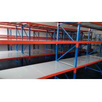 Quality Detachable Steel Medium Duty Racks , Storage Equipment For Factory And Industrial wholesale
