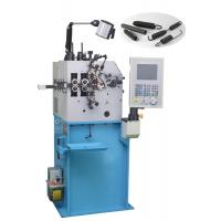 Spring Coiling Machine Automatic Oiling 0.85 kw Wire Feed Axis Servo Motor