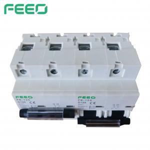 Best 125A Manual Generator Transfer Switch MTS Interlock Circuit Breaker wholesale