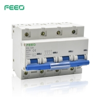 Best Electrical Life 6000 Times 415V 4P AC Circuit Breaker wholesale