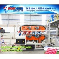Best Plast PVC two/double layer or three layer glazed tile extrusion forming machine equipment wholesale